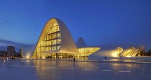 Baku, Heydar Aliyev Center