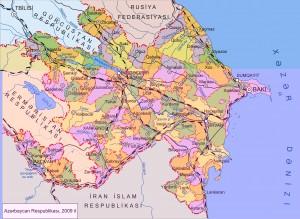 Territory of Azerbaijan