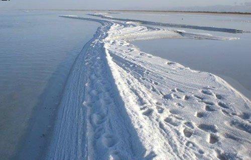 Urmiya lake