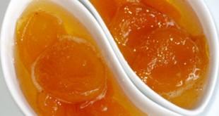 Arik murabbasi - Apricot preserve