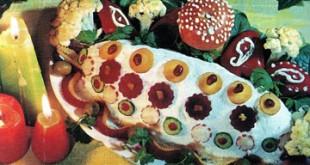 Azərbaycan salatı - Azerbaijan Salad