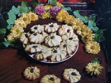 Baki qorabiyyasi - Buttery Baku biscuits