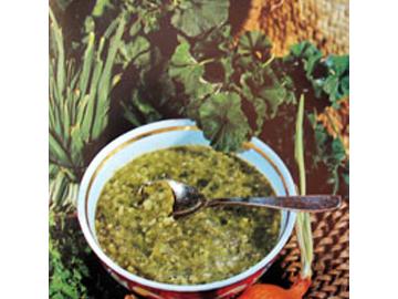 Balva - Mallow soup