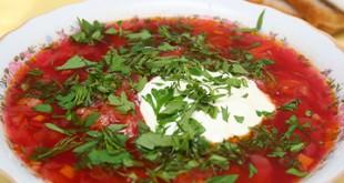 Borsch - Beetroot soup