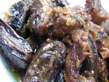 Eggplant khurush