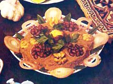 Fisindjan of beans