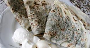 Herb pancakes – Goyerti gutabi