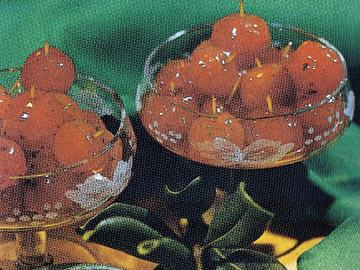 Jannat almasindan murabba - Paradise apple preserve