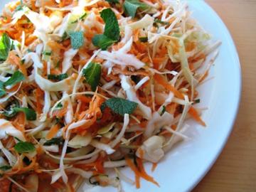 Kələm salatı - Cabbage salad