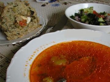 Kofta Tabrizi - Tabriz meatballs