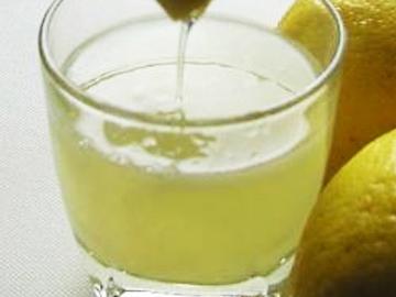 Limon şərbəti - Lemon sherbet