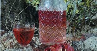 Nar şərbəti - Pomegranate sherbet