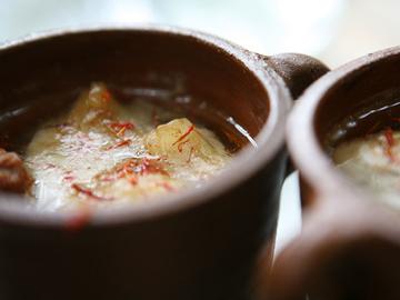 Piti - lamb stew with chickpeas