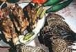 Qızardılmış ov quşu - Barbecued game bird