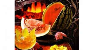 Qarpiz murabbasi - Water melon rind jam