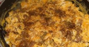 Qiyma chigirtma - Lamb with eggs