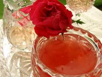 Qizil qul murabbasi - Rose petal jam