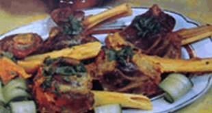 Qoyun ətindən soyutma - Stewed lamb