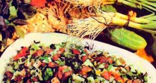Salad a la Sheky