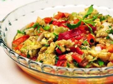 barbecue salad - Soyug salat