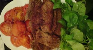 Tava kebabi - Pan kabab