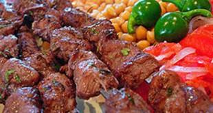 Tika - lamb - kebab