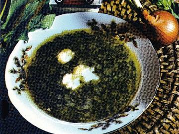 Turşu-sıyıq - Sorrel soup