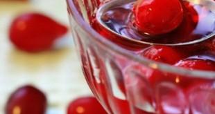 Zogal murabbasi - Cornelian cherry preserve