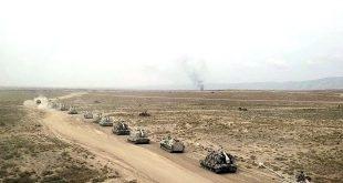 azerbaijan army