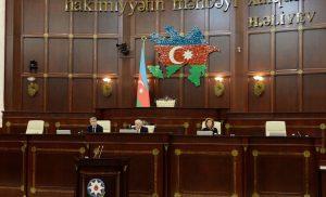 azerbaijan, milli majlis