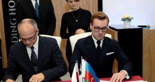Azerbaijan opens trading house in Poland