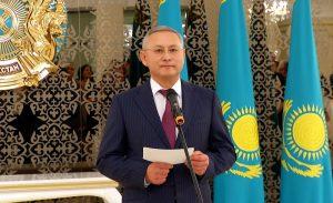 kazakh Ambassador