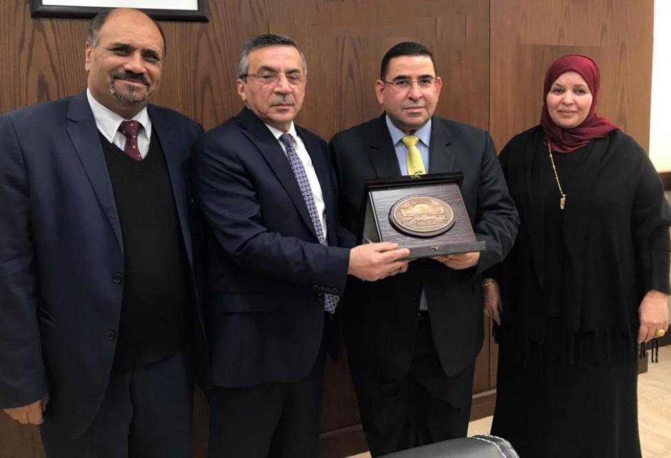 Jordan -Azerbaijan