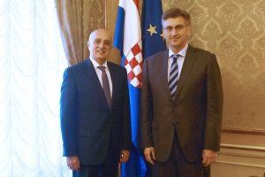 Azerbaijan Croatia