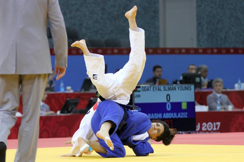 Azerbaijani judoka