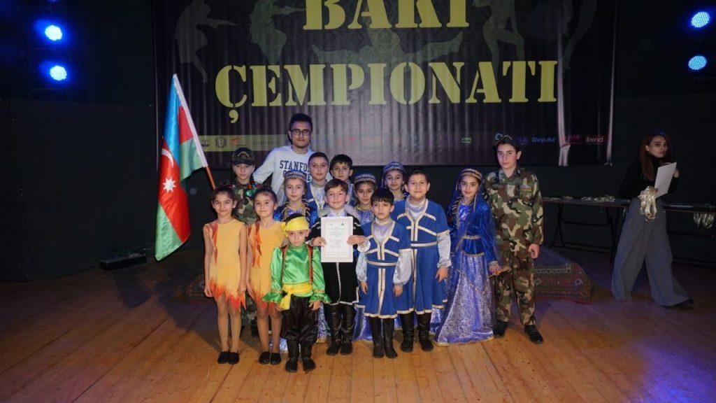 Baku hosts Open Dance Cup