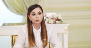 Azerbaijan's First VP Mehriban Aliyeva