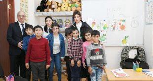 special school in Baku