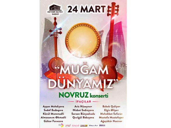 Mugham singers
