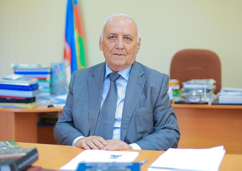 Academic Yagub Mahmudov