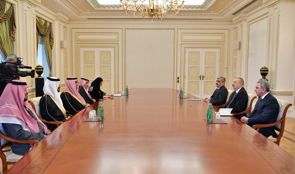 Azerbaijan and Saudi Arabia