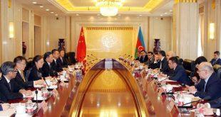 Azerbaijan and China