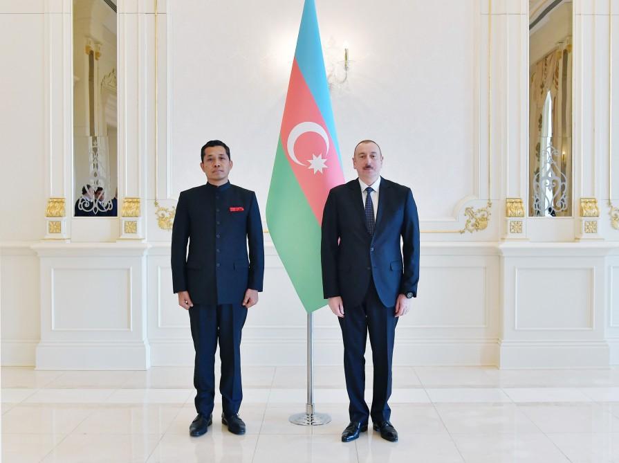 Azerbaijan and India