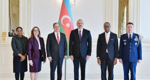Azerbaijan and US