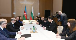 Azerbaijan and Bulgaria