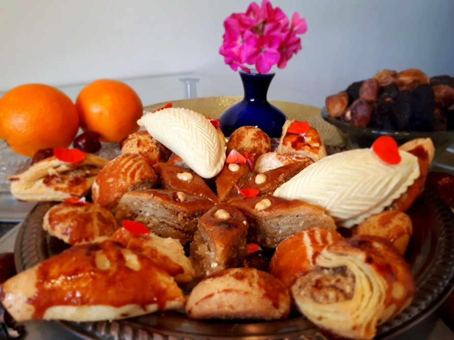 Sweets in Azerbaijan