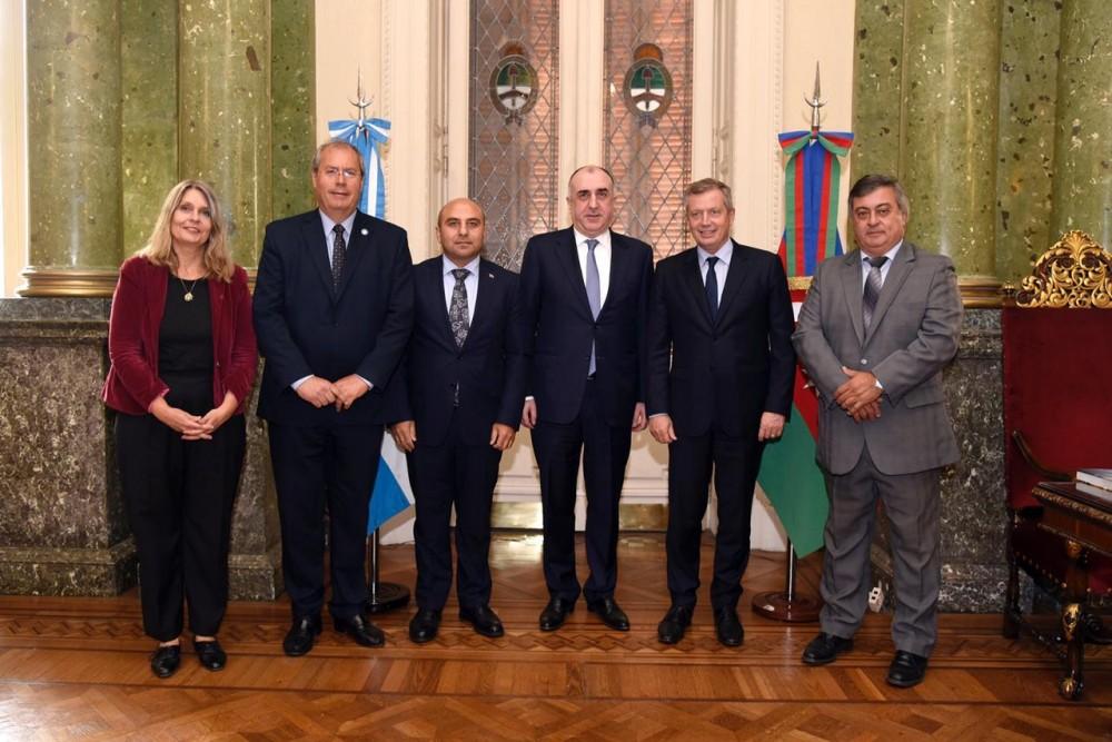 Azerbaijan,Argentina