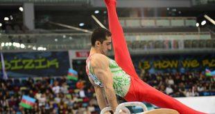 FIG Artistic Gymnastics World Cup continue in Baku