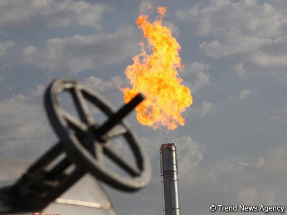 Azerbaijan gas