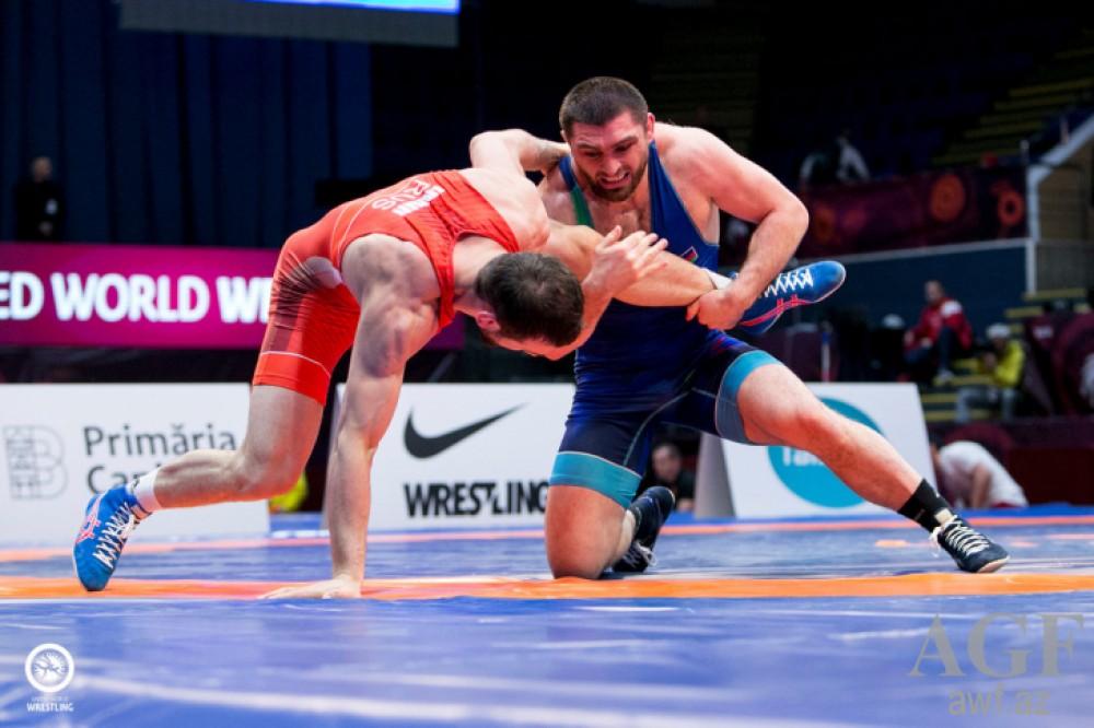 Azerbaijani Olympic Champion Sharif Sharifov